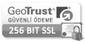 256-Bit GeoTrust SSL Sertifika